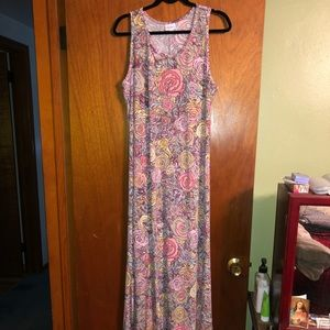 NWOT - Lularoe Dani dress